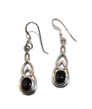 Sterling Silver Black Onyx